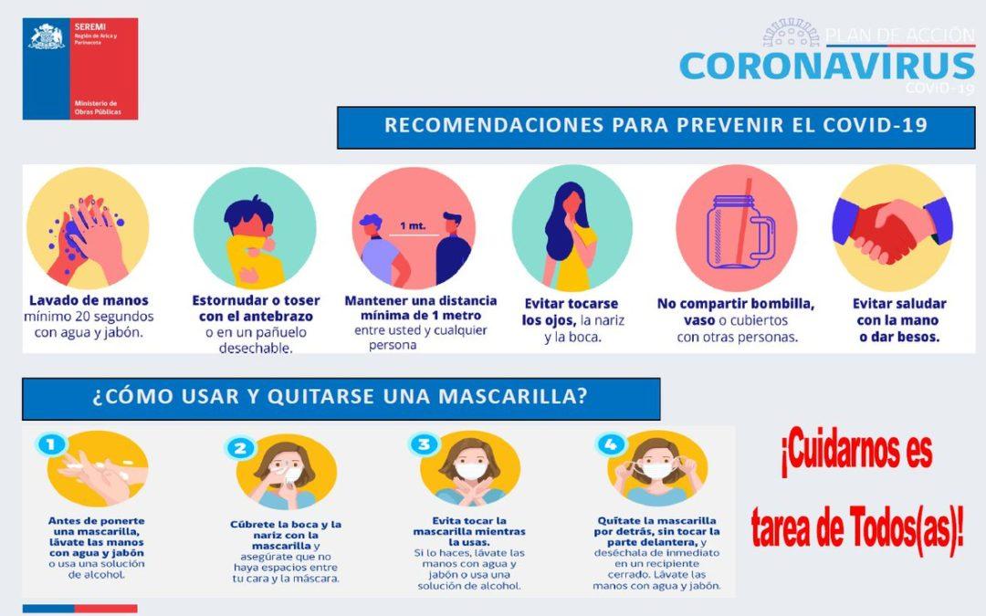CAMPAÑA COMUNICACIONAL COVID 19